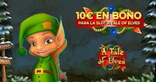 paston 10 euros gratis slot Tale Of Elves 14-20 diciembre 2020