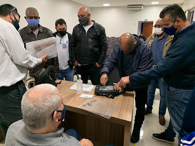 Eleições do Sinttromar tem votação entre hoje e quinta. Café com Jornalista