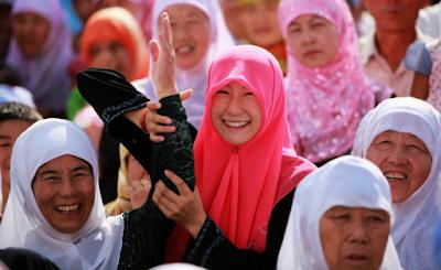 Larang Warganya Berpuasa dan Bernama Islami, Cina: Kalau Mau Pakai Hukum Islam Ke Aceh Saja