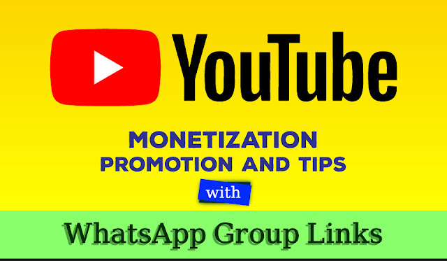 All New Updated WhatsApp Youtube Group Links 2021