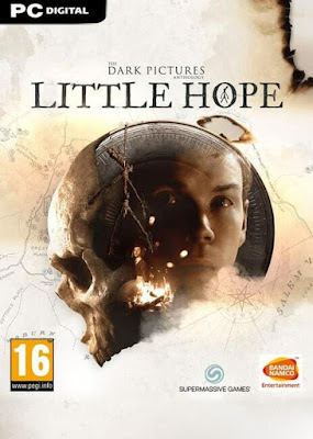 Capa do The Dark Pictures Anthology: Little Hope