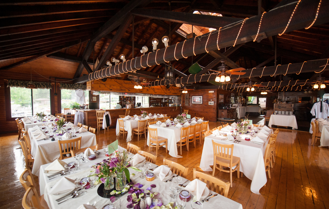 The Boathouse Restaurant Lake George Wedding Venues