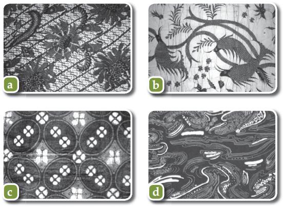 Membuat Karya Seni Kriya Tekstil