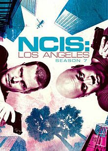 NCIS: Los Angeles Temporada 7 audio español