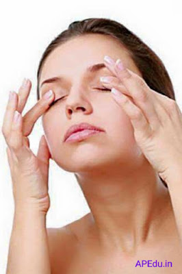Health tips Explanation of how to lose black circles under the eye.
