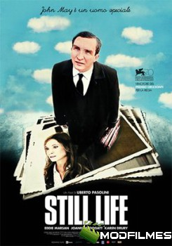 Capa do Filme Uma Vida Comum