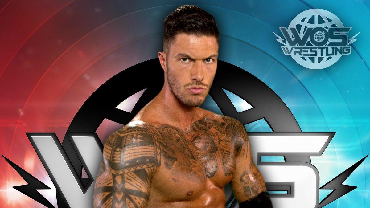 WWE estaria interessada em contratar Adam Maxted