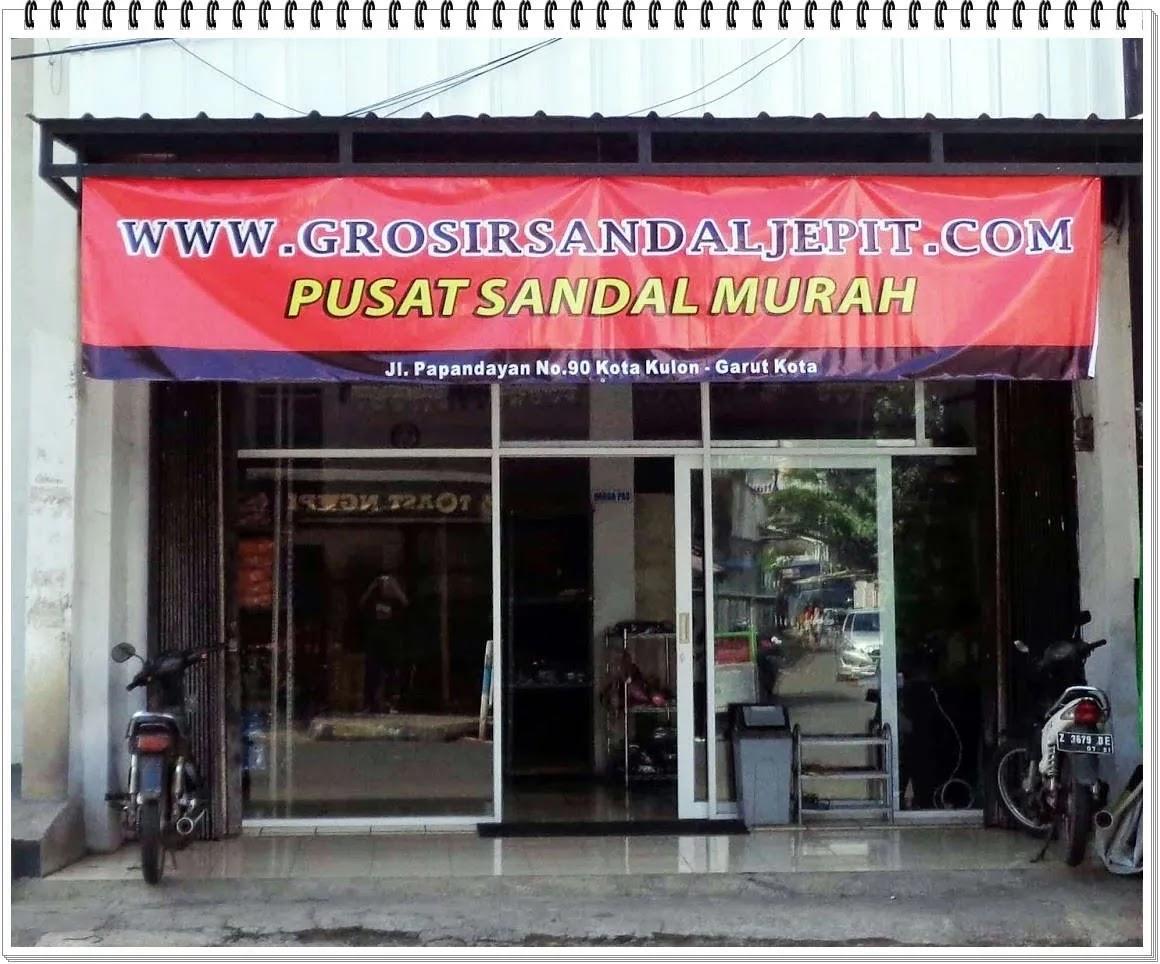 toko offline grosir sandal murah.net