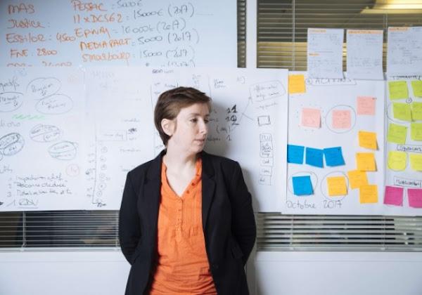 Le nouveau site de Caroline de Haas grassement financé par les médias, dont France Télévisions, Le Monde et Mediapart