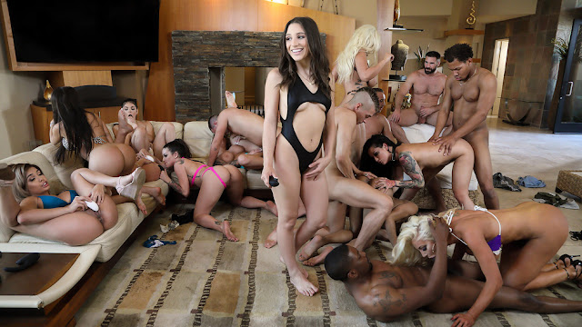 ZZSeries – Brazzers House 3 Episode 3