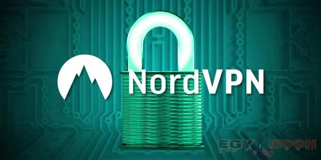 nordvpn لحماية بياناتك الشخصية على الانترنت وتصفح المواقع المحجوبه