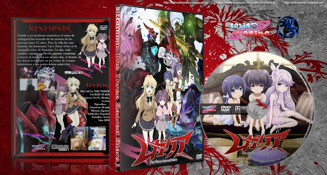 Regalia: The Three Sacred Stars | 04/?? | Cover DVD | Mkv 720p | MEGA | PAUSADO |