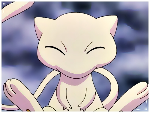 El Blog de Paopayu: Pokémon 1: Mewtwo vs. Mew