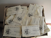 Stamp Approval Booklets Eastrington Philatelic Services