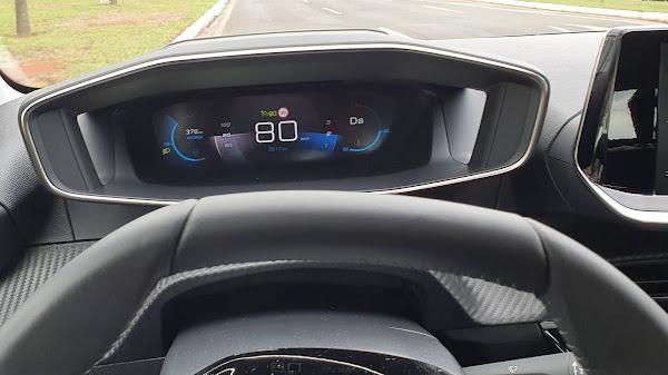 Novo Peugeot 208 2021 - Automático