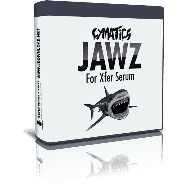 Cymatics - Jawz for Serum