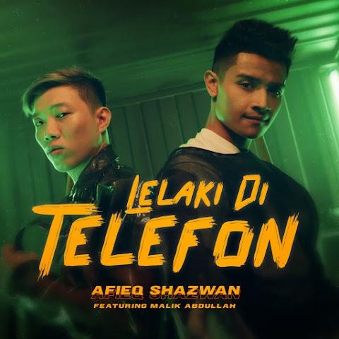 Afieq Shazwan - Lelaki Di Telefon (feat. Malik Abdullah) MP3