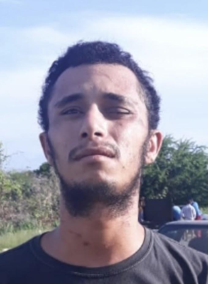 ROTAM prende Chupetinha por força de mandado de prisão em Cajazeiras