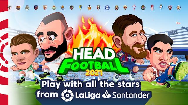 Head Football LaLiga 2021 Hileli APK - Para Hileli APK