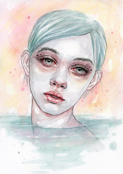 """Aqua"" - Tomasz Mrozkiewicz 