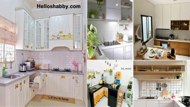 6 Small Kitchen Design Idea That Make A Big Impact Helloshabby Com Interior And Exterior Solutions