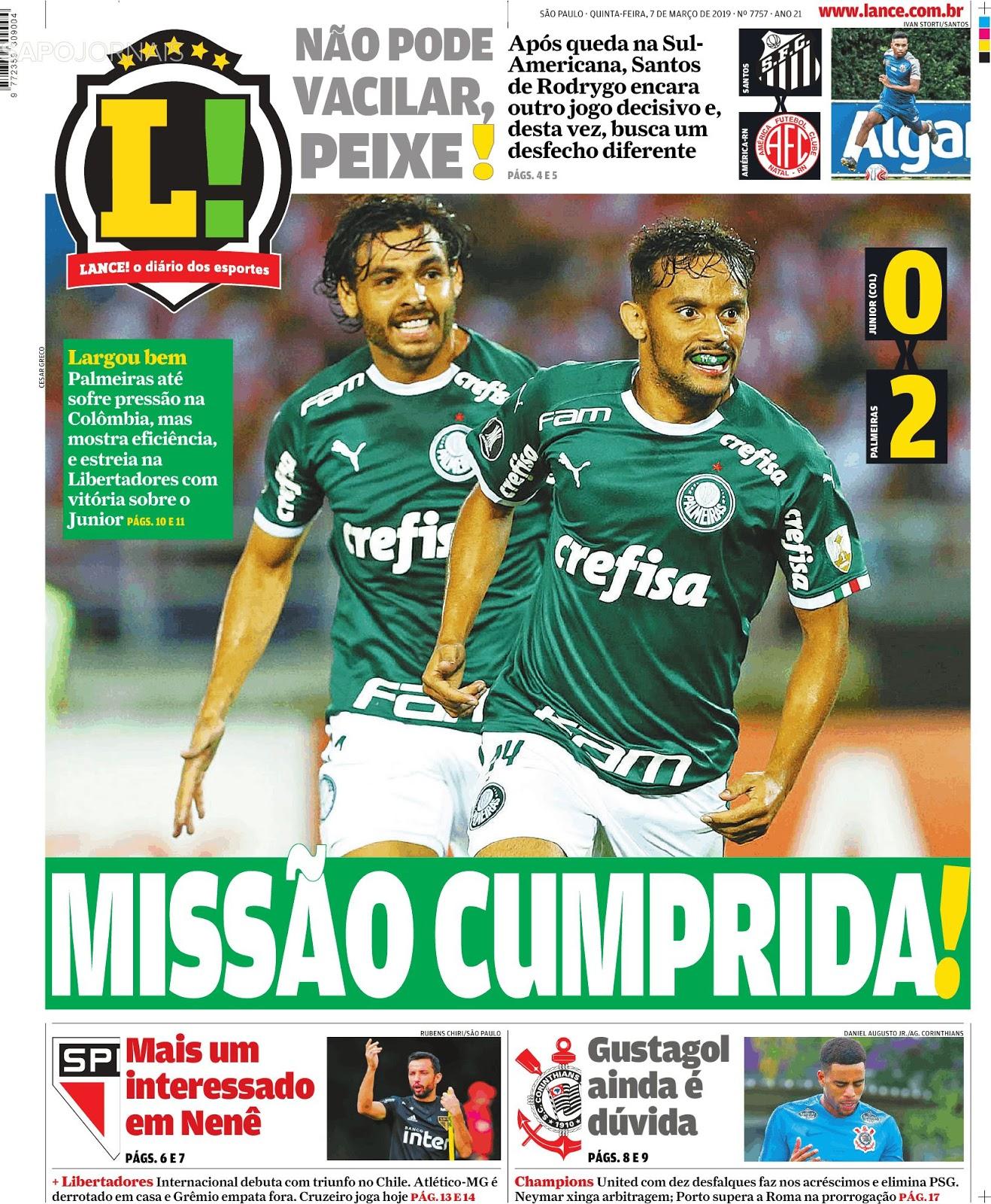 992548095d962 Espresso ⚽ A vitória não pode mascarar a necessidade de evolução do  Palmeiras