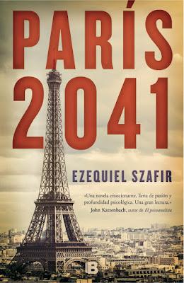 Reseña de 'París 2041', de Ezequiel Szafir. LIBROS. Ver. Oír. Contar