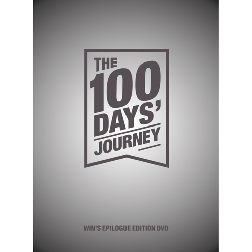 [DVD] WIN'S EPILOGUE EDITION DVD [THE 100 DAYS' JOURNEY]