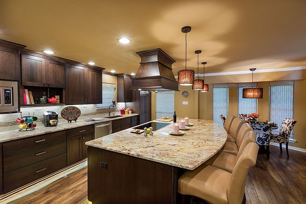 Betularie Granite Kitchen Countertop Ideas