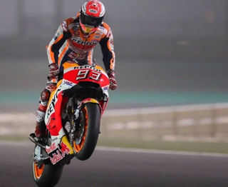 Marc Marquez campeon del mundo MotoGP 2019