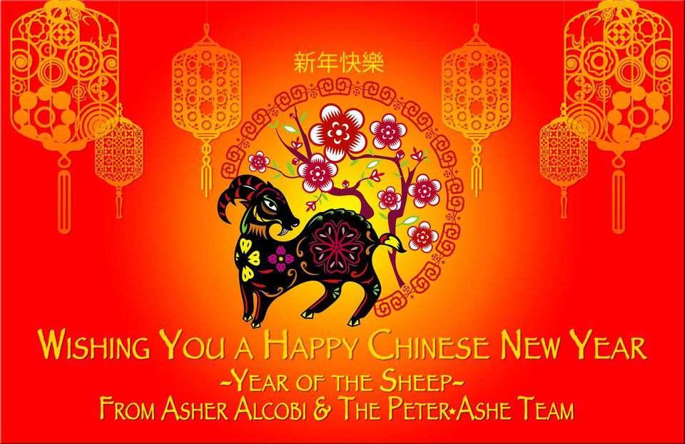 Chinese New Year Wishes Pics