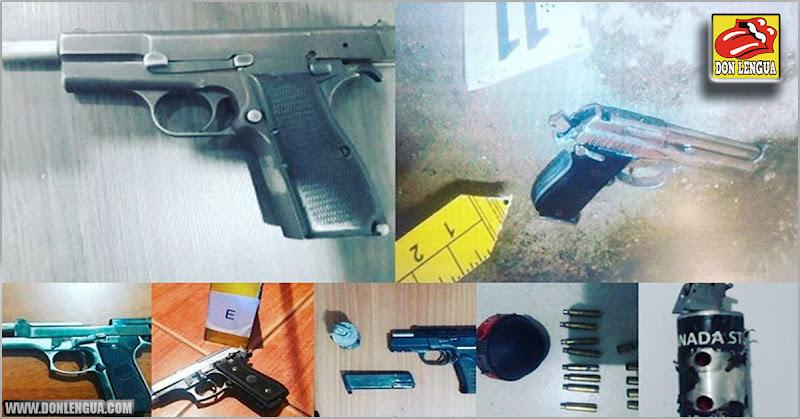 CICPC aplicó Pena de Muerte a 5 delincuentes que mataron a un policía