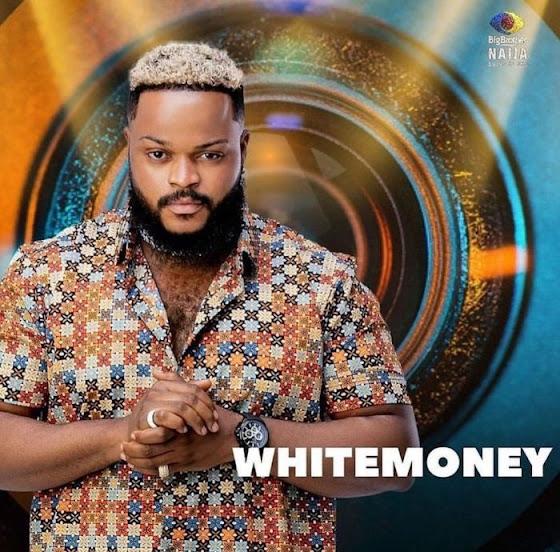 Whitemoney, a Big Brother Naija housemate,