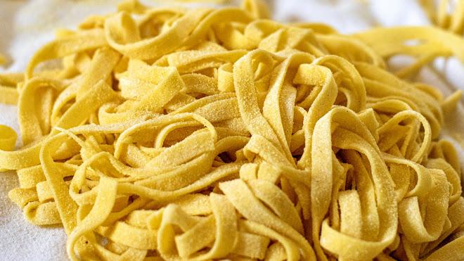 Pâte à nouilles pour pâtes fraîches maison
