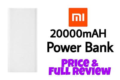 Mi Power Bank 20000mah Price In India