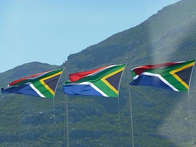WhatsApp krok upp Sydafrika
