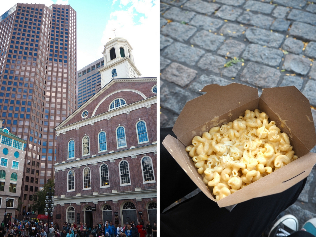 Quincy Market - how to spend 36 hours in Boston