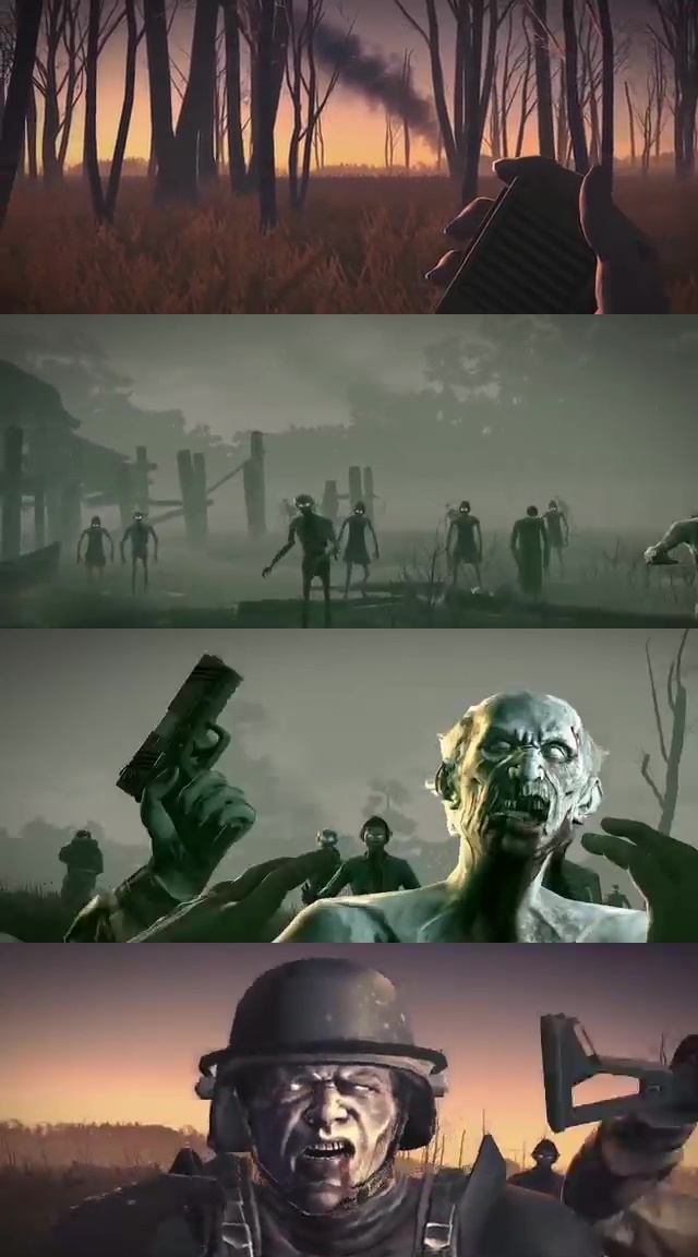TOP10 SURVIVAL iOS GAMES OF ALL TIME 01. Into the Dead 2