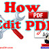 HOW TO EDIT PDF FILES [TOP 5 BEST PDF EDITOR SOFTWARES]