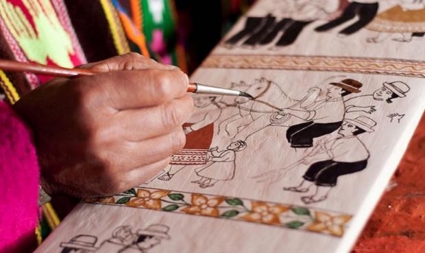 BBC Mundo resalta originalidad del arte tradicional de las Tablas de Sarhua