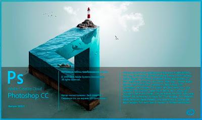 شرح تحميل وطريقة  وتثبيت اخر اصدارات برنامج فوتوشوب CC 2015.5  مع تعديل حروف اللغة العربية