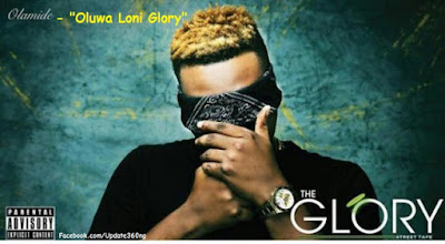 "PHOTO: Olamide- ""Oluwa Loni Glory"""