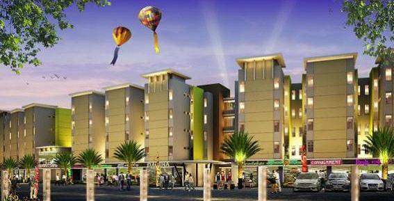 Apartemen Aeropolis