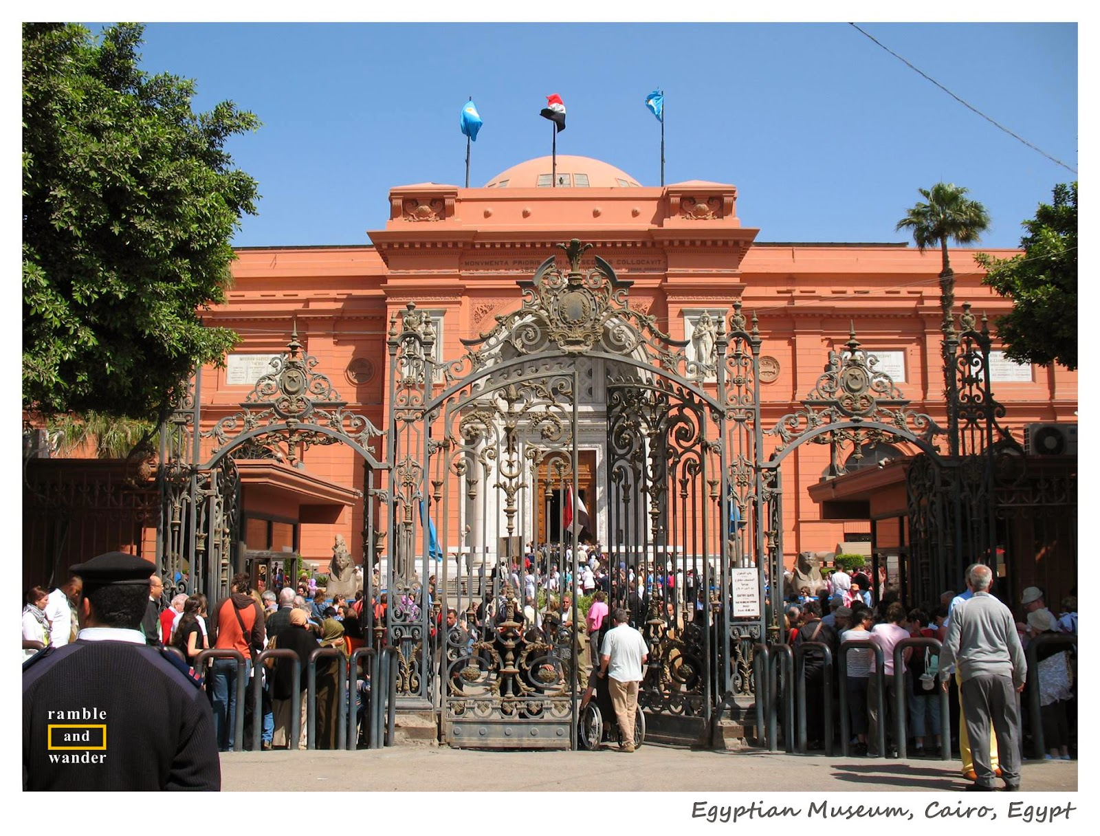 Egyptian Museum @ Museum of Cairo, Cairo, Egypt