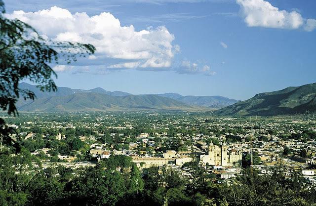 Oaxaca, Ciudad Mexicana Patrimonio Mundial