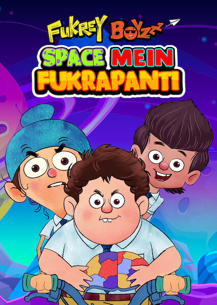 Fukrey Boyzzz- Space Mein Fukrapanti 2020 Hindi 1080p NF WEB.DL 1.5GB Download