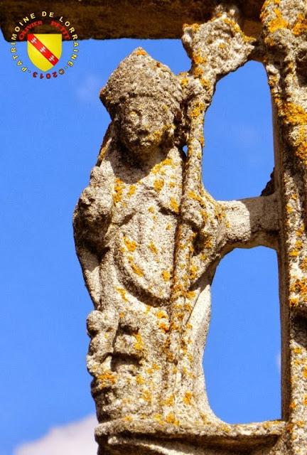 Saint-Nicolas (XVIe siècle) - Calvaire de Dommartin-sur-Vraine (88)