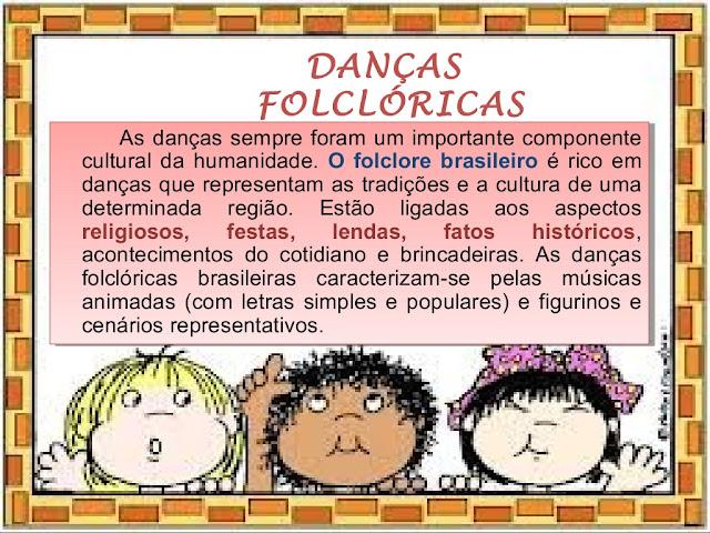 danças folclóricas