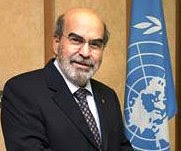 FAO boss in northeast Nigeria, calls for increase assistance