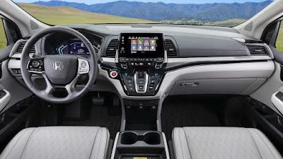 2021 Honda Odyssey Review, Specs, Price